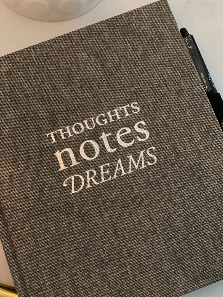 Skrivbok från Bookbinders
